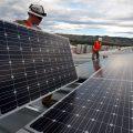 L'utilisation des plaques solaires, pour une solution écologique.